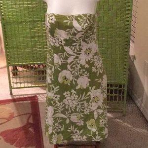 🌴NWOT Ann Taylor Size 6 Outrageous & So Fun Dress